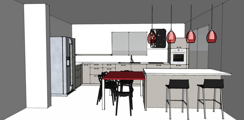 Conception de cuisine contemporaine aix en provence cr ateur int rieur agencement magasin - Magasin cuisine aix en provence ...